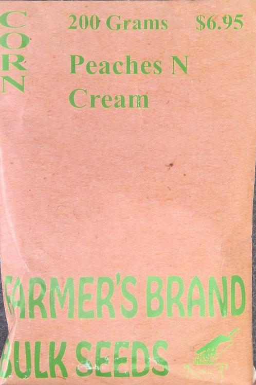 Corn Peaches and Cream (Bulk Pack)