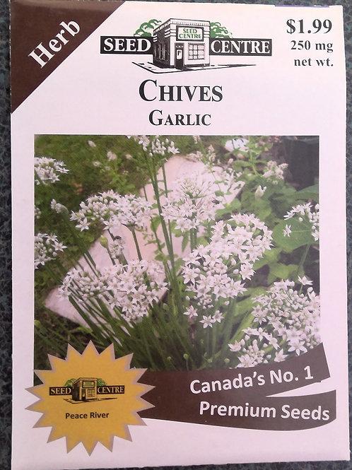 Garlic Chives (Herb)