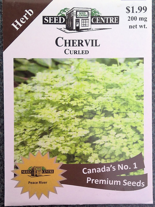 Chervil Curled (Herb)
