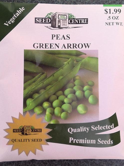 Peas Green Arrow