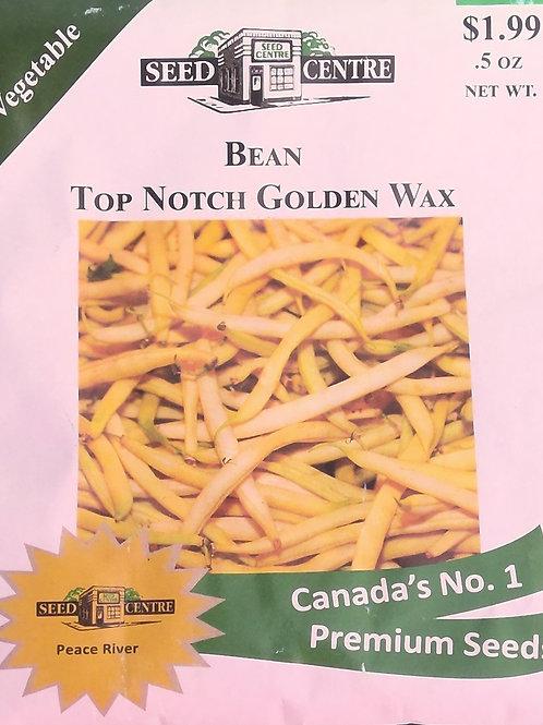 Bean Top Knotch Golden Wax