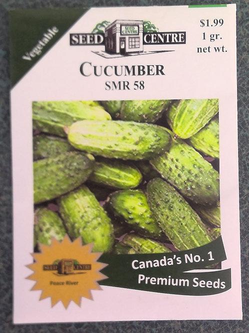 Cucumber SMR 58