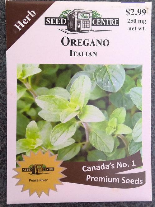 Oregano Italian (Herb)