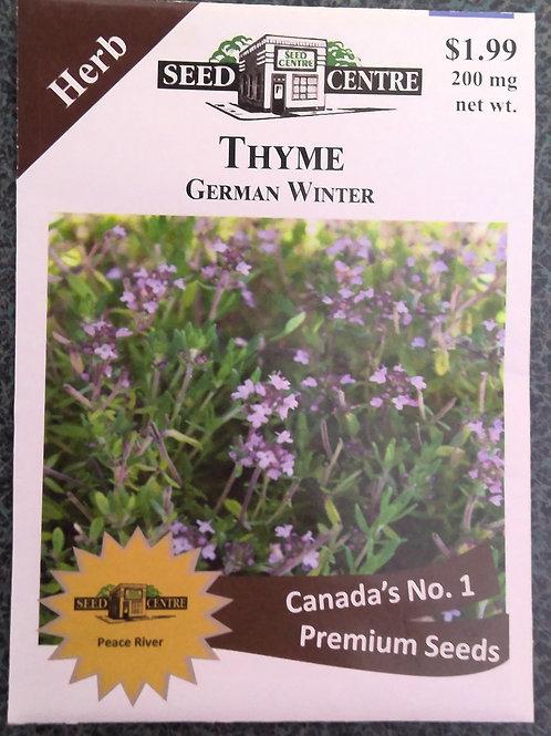 Thyme German Winter (Herb)