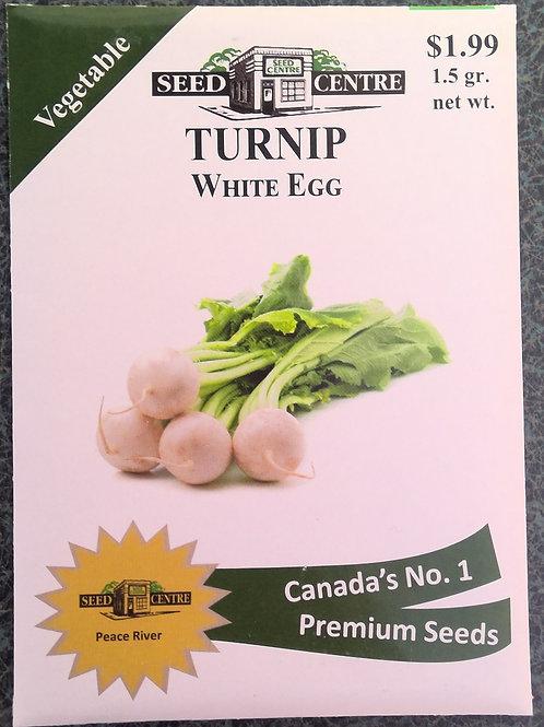 Turnip White Egg
