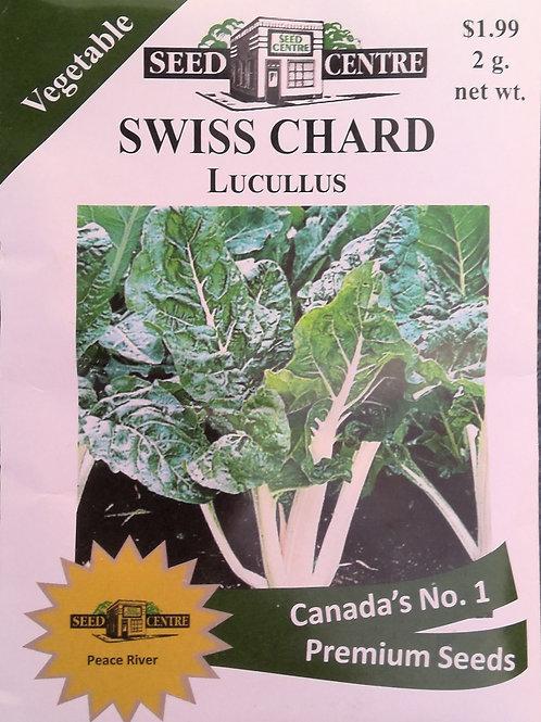 Swiss Chard Lucullus