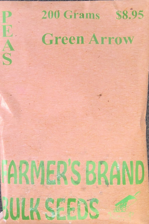 Peas Green Arrow (Bulk Pack)