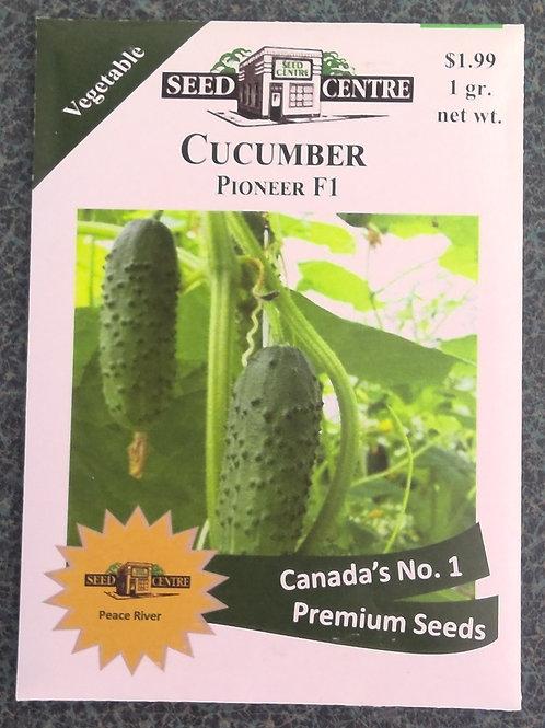 Cucumber Pioneer F1