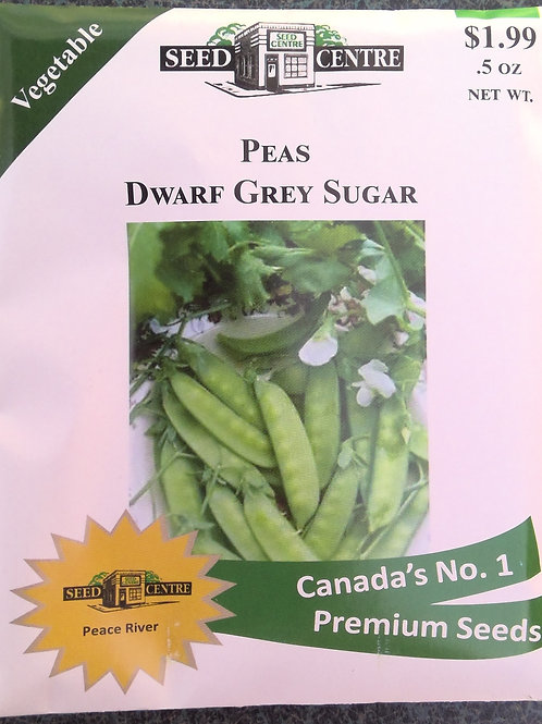 Peas Dwarf Grey Sugar