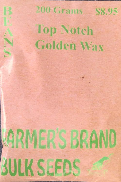 Beans Top Notch Golden Wax (Bulk Pack)