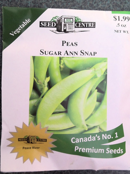 Peas Sugar Ann Snap