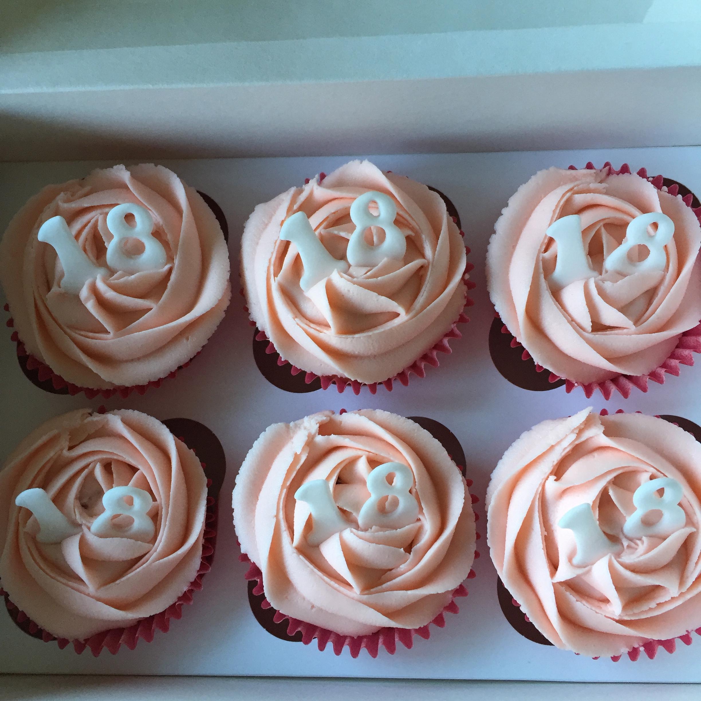 Dairy-free cupcakes