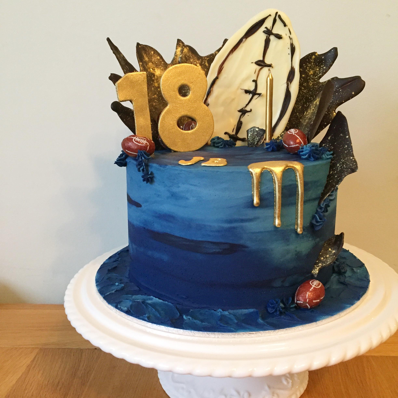 Ashbourne rugby cake