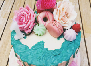 I LOVE cake Aunty Hannah!