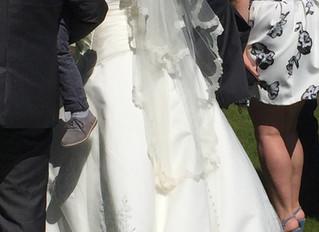 Heroic Wedding Cake