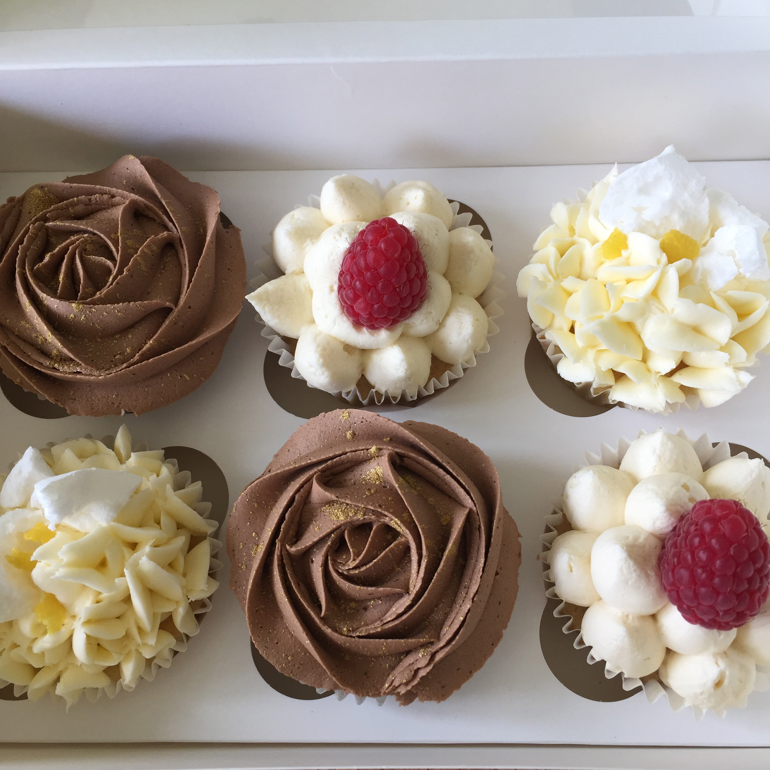 Wedding taster box