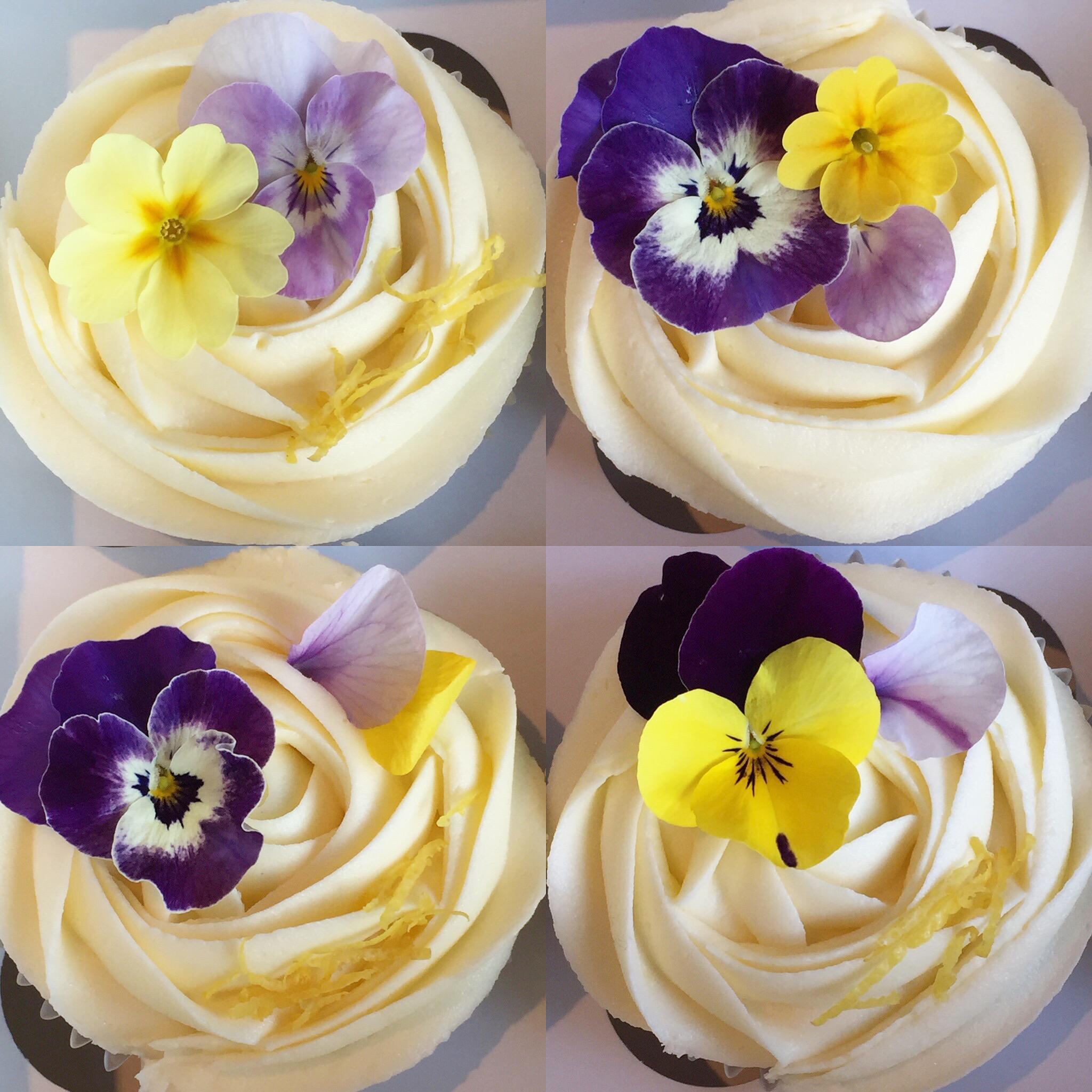 Gluten & Dairy-free cupcakes