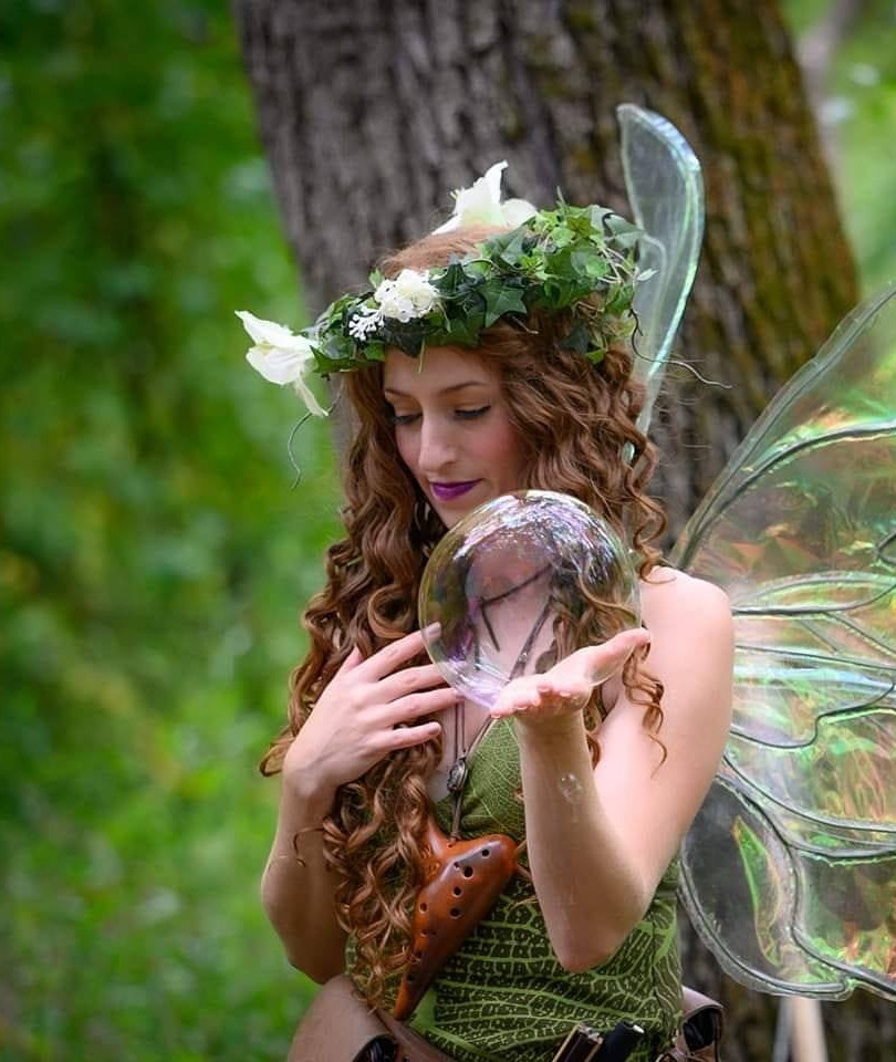 Meadowlark the Faerie
