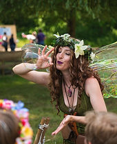 Meadowlark the Faerie Family Show