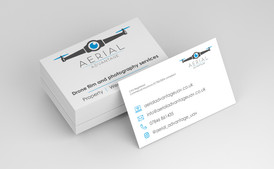 Aerial Advantage Business Cards