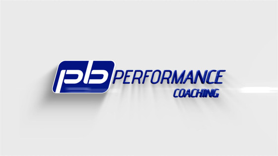 PB Performance logo sting