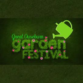 Garden Festival Logo animation