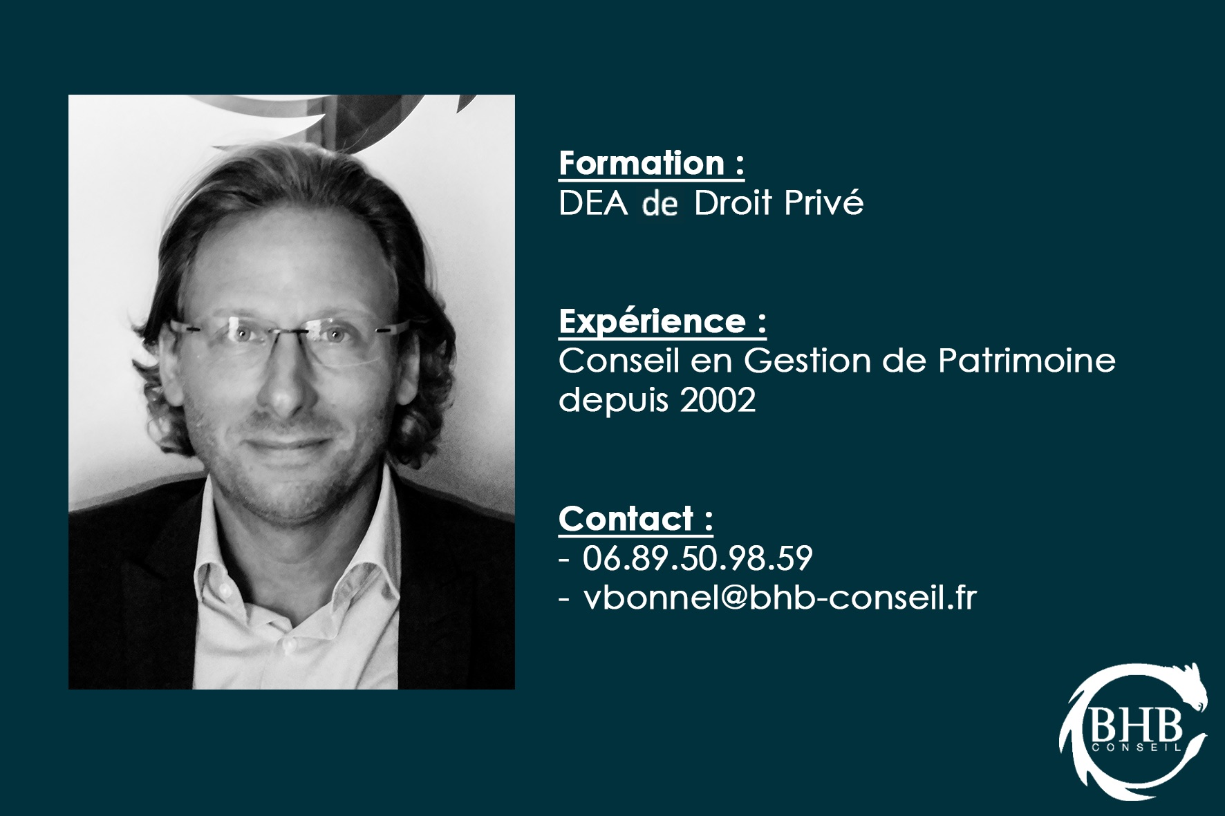 Vincent BONNEL