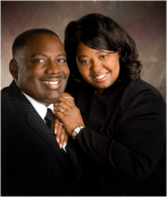 Apostle and Pastor Prioleau