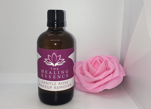 Gentle Rose Makeup Remover