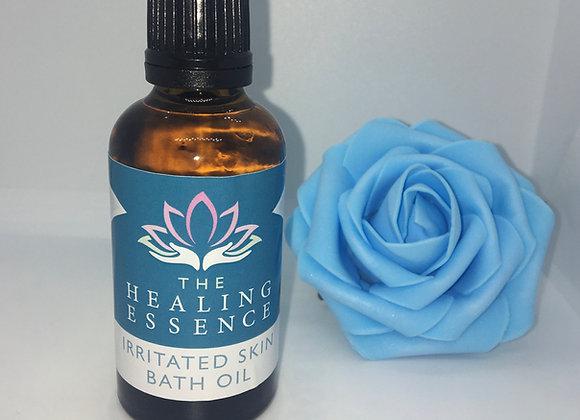 Irritated Skin Bath Oil