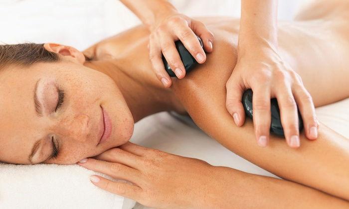 Hot stone massage - Full body