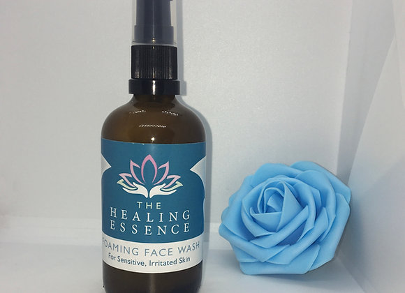 Sensitive Skin Foaming Face Wash