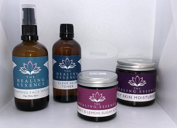 Oily skin bundle