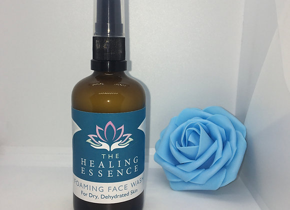 Dry Dehydrated Skin Foaming Face Wash