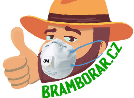 Bramborář a koronavirus