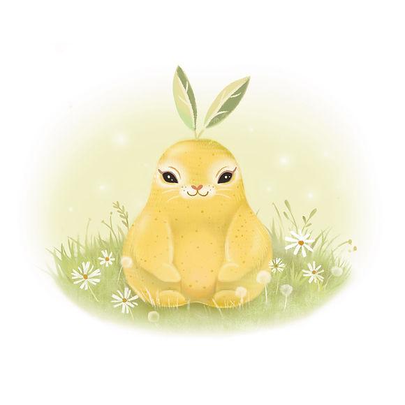 Bunny Pear