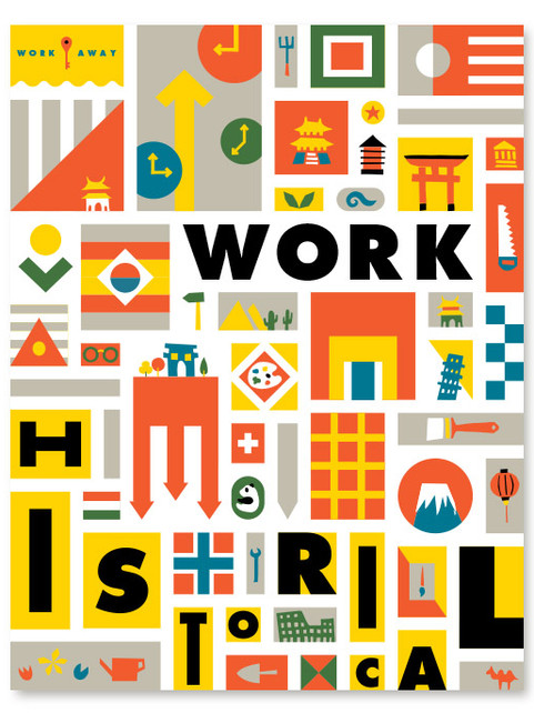 Workaway Poster