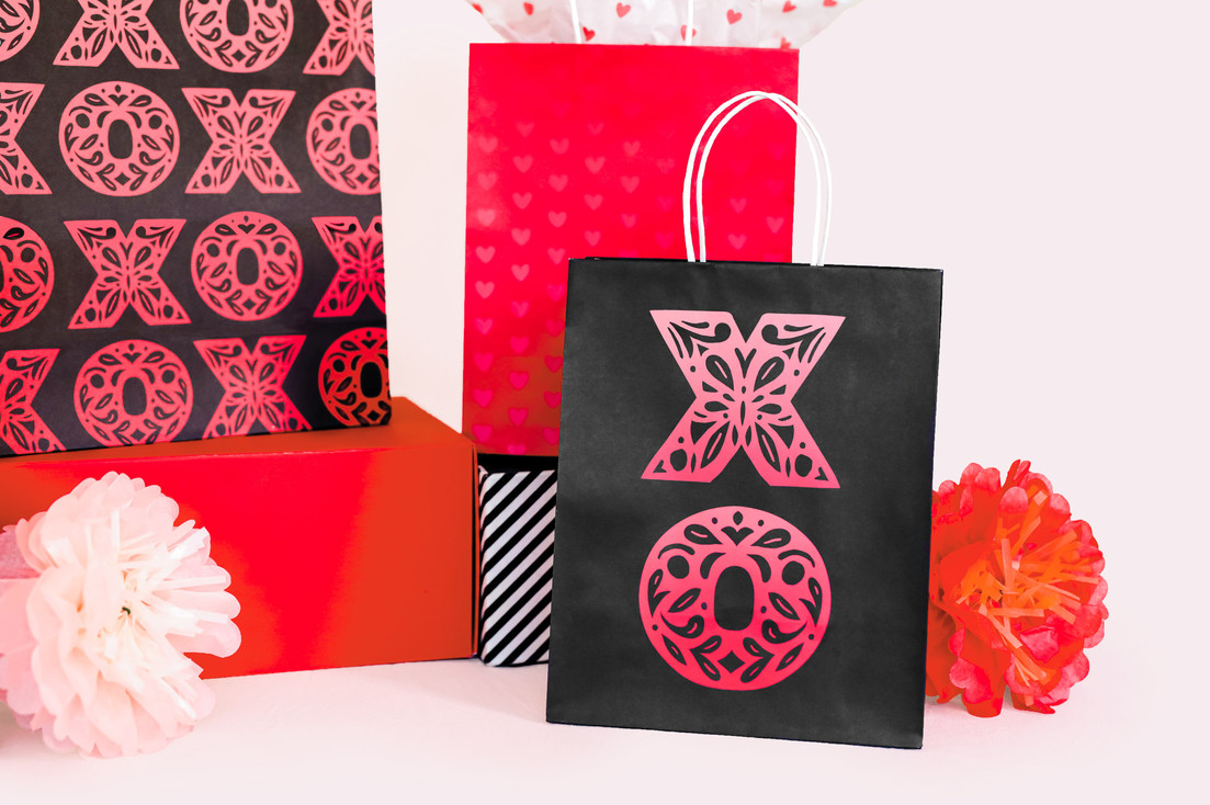 Valentine's Gift Bags