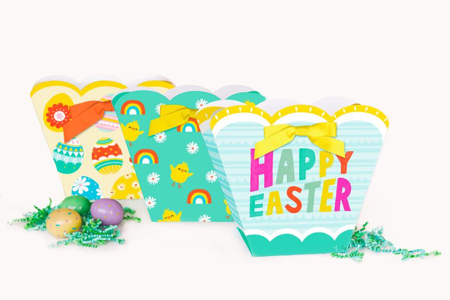 Easter Basket Bags