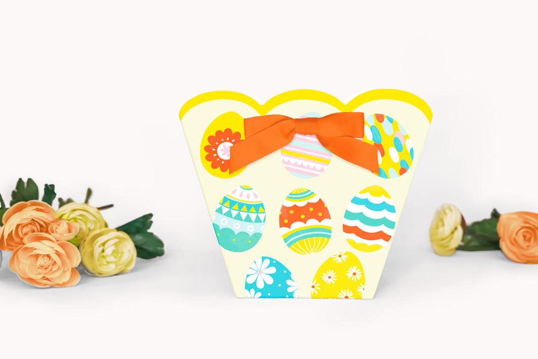 Easter Basket Bag
