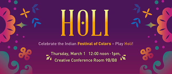 Invitation for Holi