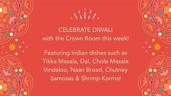 Invitation for Diwali
