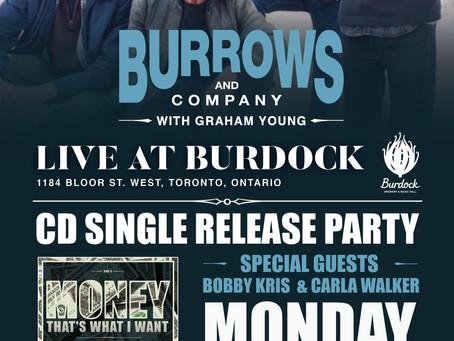 Live at Burdock