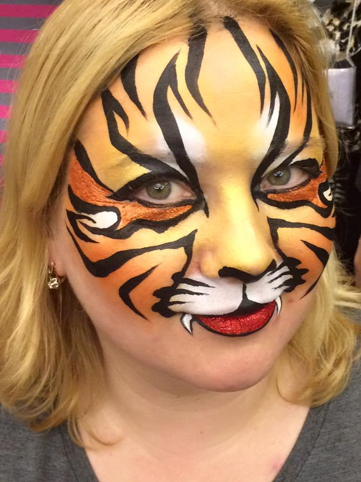 Amazing Face Painter in Fairfax Co