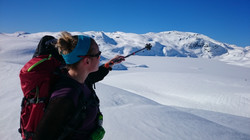 Nordic skiing (BC skiing)