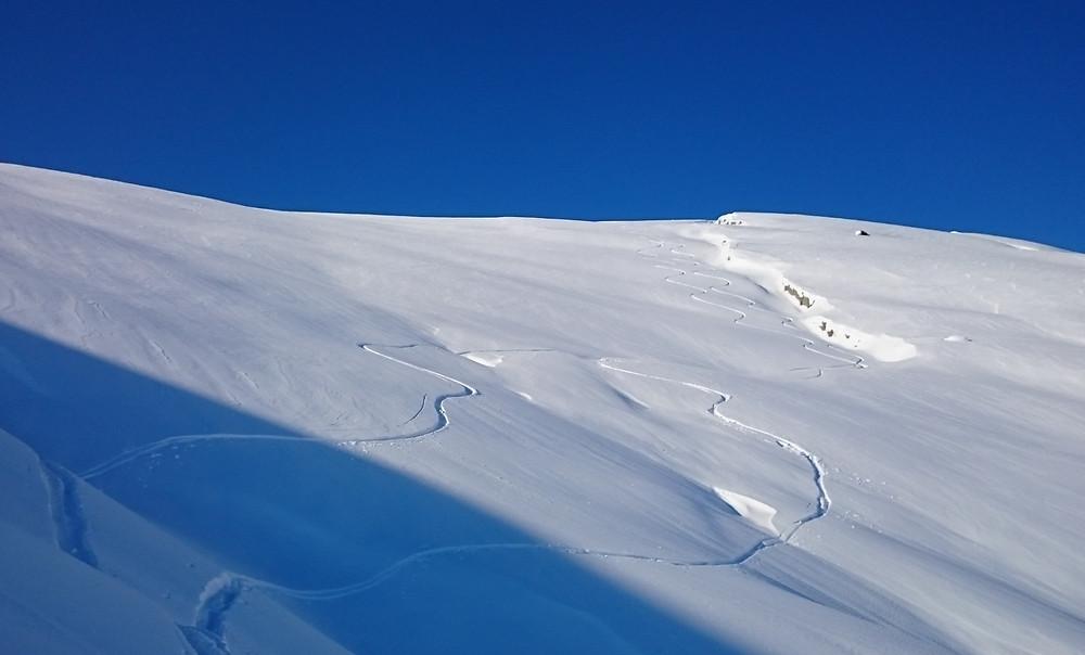 Herlig skiterreng
