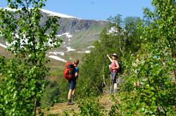 La route des Vikings - Val Raundalen