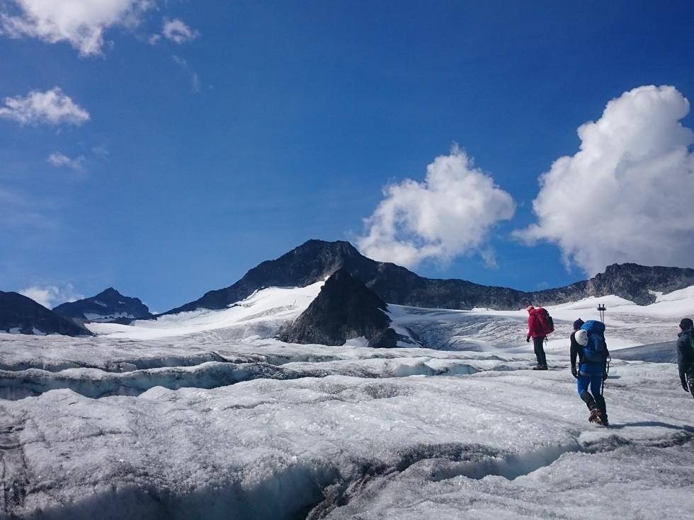 Vekeskurs i alpin ferdsel