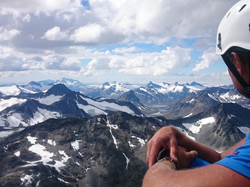 Vekeskurs i fjellklatring