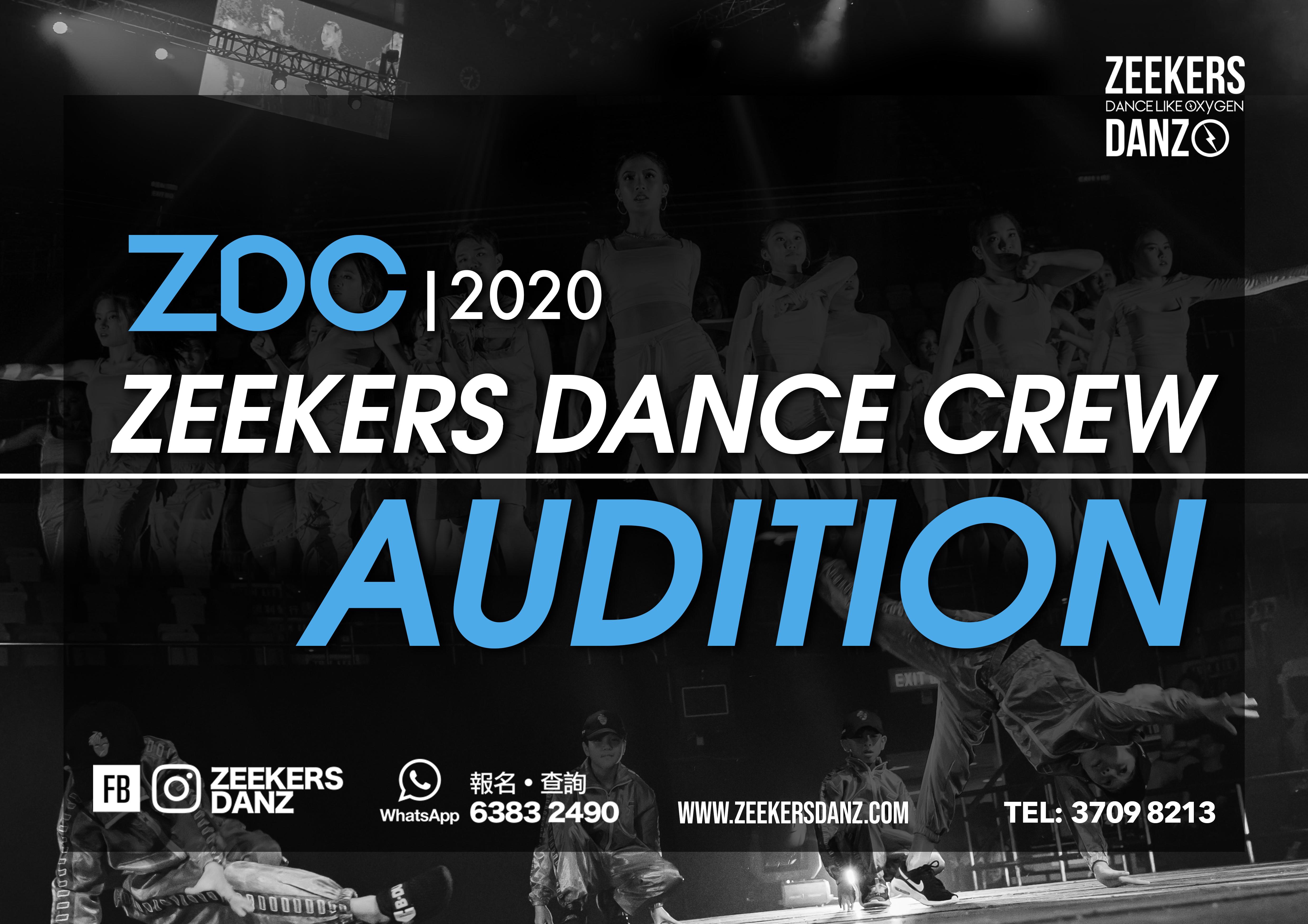 ZDC_AUDITION 2020